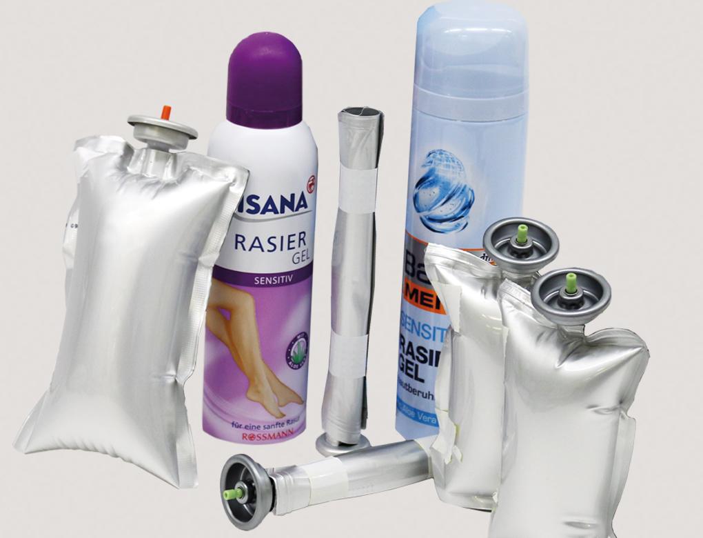 Laminates for bag on valve system - WIPF DOYPAK